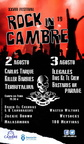 Cartel Rock in Cambre